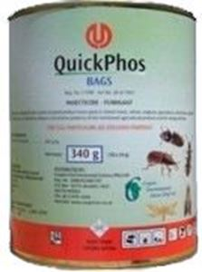 Picture of QuickPhos Fumigation Tablet 300g
