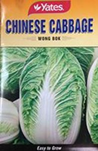 Picture of Chinese Cabbage - Wong Bok