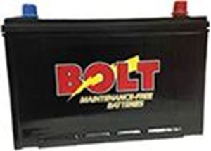 Picture of SMF-N70L Bolt Battery