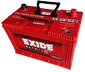 Picture of Exide - N70