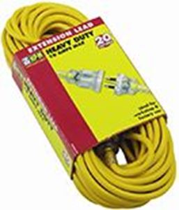 Picture of Handyman 20m 10amp 1mm Core Heavy Duty Extension Lead