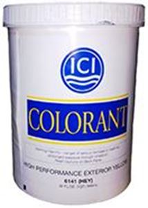 Picture of ICI Colorant High Performance Exterior Yellow 946mL