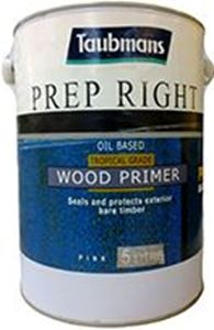 Picture of Prep Right Oil Based Wood Primer Pink 5L